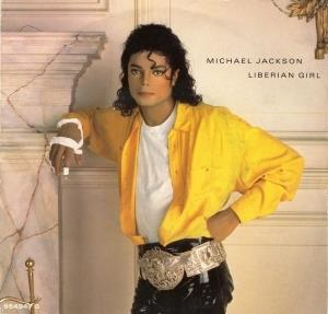 Michael Jackson Late 80´s LIBERIAN GIRL COVER