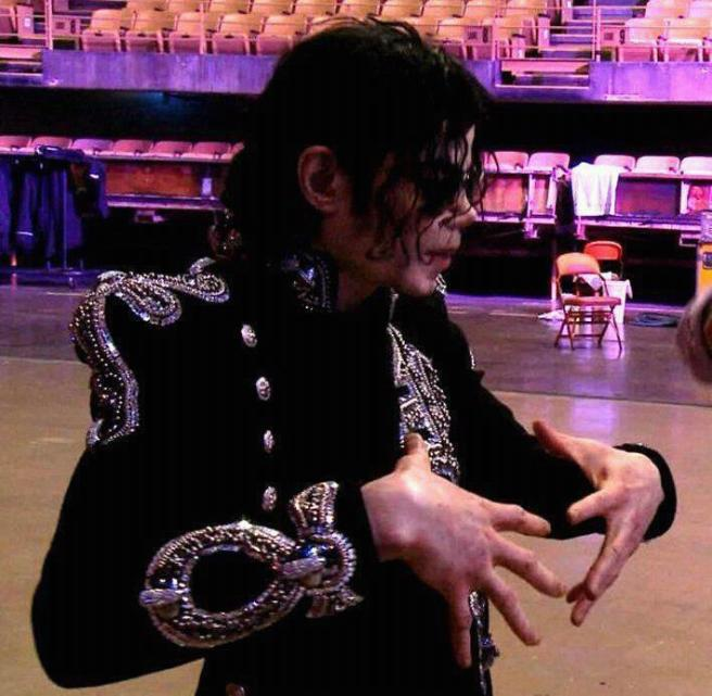"""Michael Jackson """"THIS IS IT"""": IsIs & Osiris Project 2007-2009"""