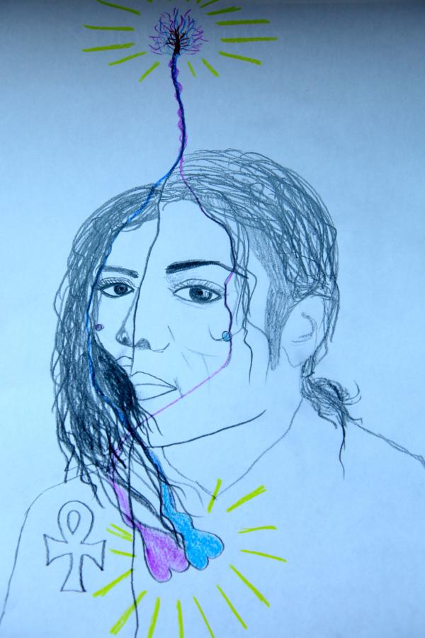 SusanMichaelTwinSoul POP ART