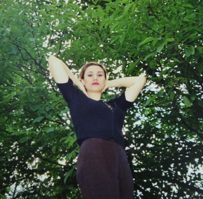 Susan Elsa: 2001 (Age 19)