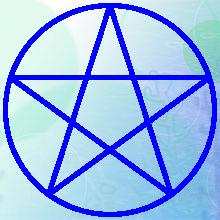 Pentagram of LIGHT