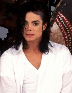 Michael Jackson. BLACK OR WHITE Video - Making Of (Photo for Educational Purpose only)