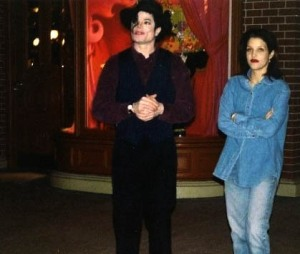 Michael Jackson & Lisa Marie Presley Early Relationship