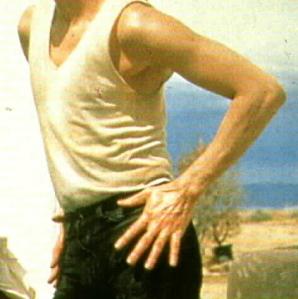 Michael Jackson: Hand, Arms & Wrist Form