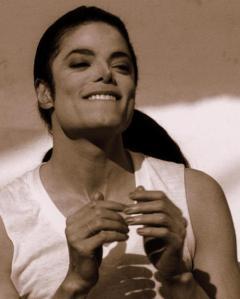 Michael Jackson: Hands Close Up (Form)