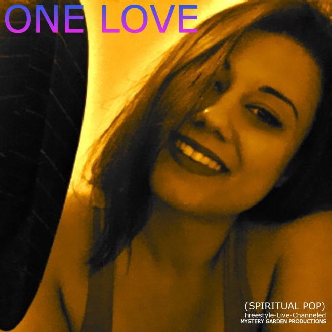 ONE LOVE (SPIRITUAL POP DEBUT) 777