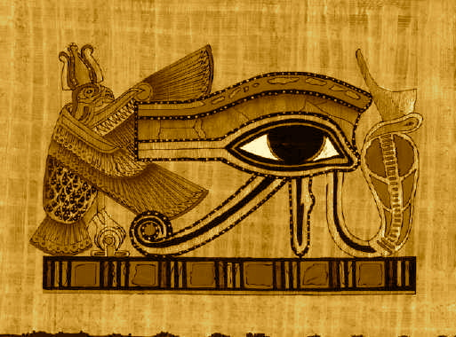 The Eye of Horus, Osiris, IsIs or Amun Ra: The EYE meant Soul and specific other Spiritual Meanings and is NOT THE SYMBOL OF ONE PERSON only ©