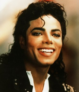 Michael Jackson´s Cheeky Smile Crinkles (Same Age as I am now)