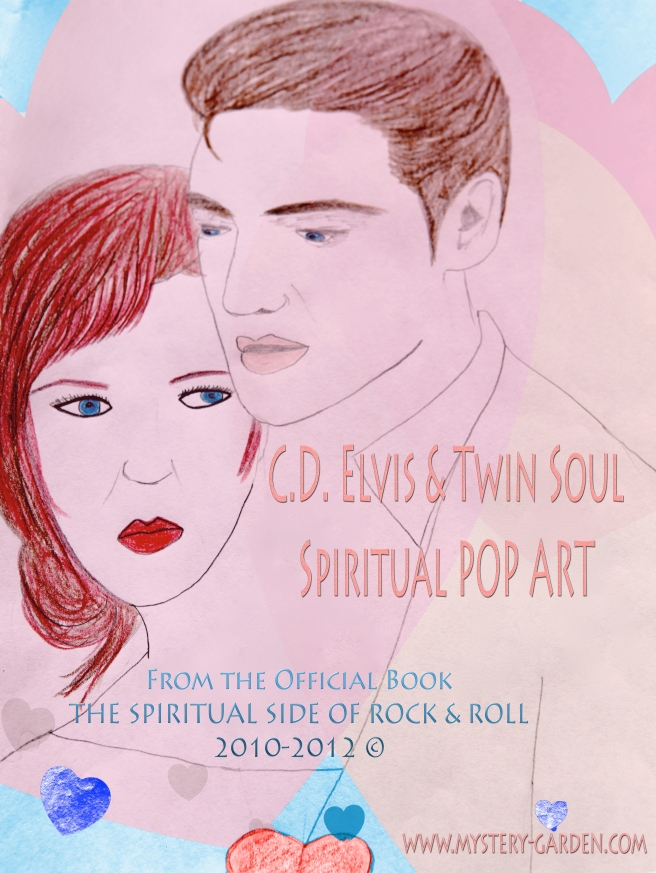 Special Insight from the Official Book channeled by Elvis to Susan Elsa in 2010 ©