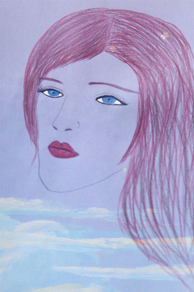 ELVIS BOOK Twin Soul Channeled Drawing Heaven © 2012