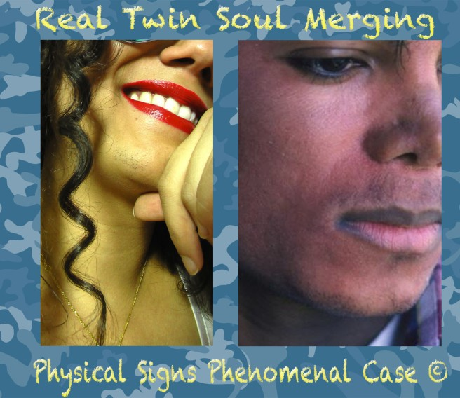 Michael Jackson: A Twin Soul´s Story © Official Case (PHOTO OF BEARD STUBBLES)