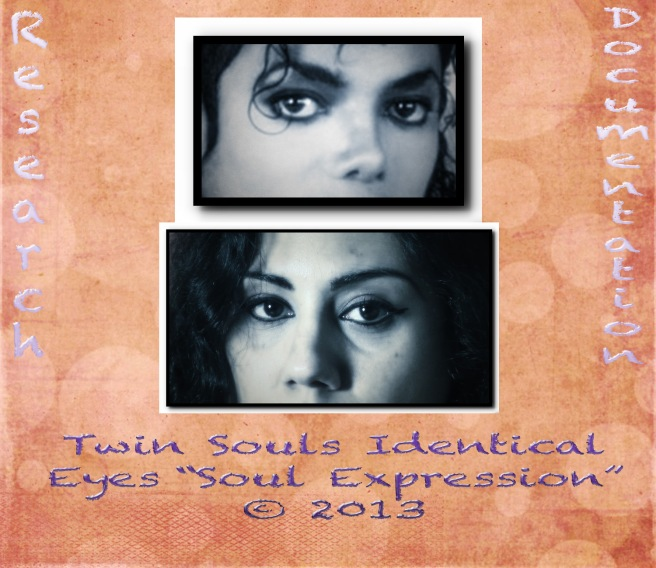 Clearest Message by Michael Jackson & Susan Elsa: Twin Souls Osiris & IsIs are back! © PHOTO ANALYSIS