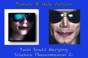 Two Pics for physical facial features comparison, chosen by Michael Jackson personally © PHOTOS FOR DOCUMENTARY, EDUCATIONAL & SCIENCE RESEARCH PURPOSE ONLY