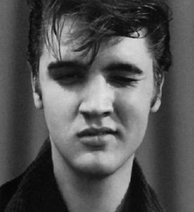 Elvis Presley: Photo for Educational & Documentary Purpose Only (Fair Use)
