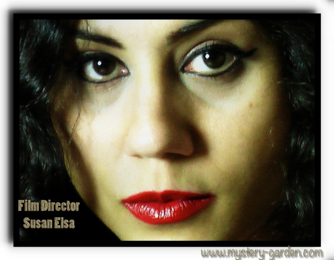 FILM DIRECTOR SUSAN ELSA 2013 Image Face Close Up ©