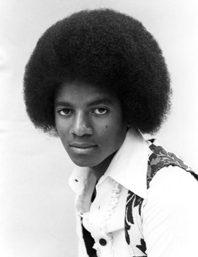 Michael Jackson before 1982, when his Twin Soul was still with him in SPIRIT ©