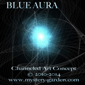 BLUE AURA © Original Current Film Production Effects based on previous Publishings in Music & Books & PopArt 777 © 2010-2013