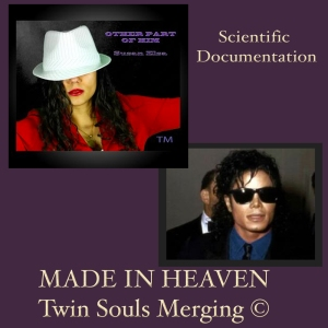 Scientific & Medical Twin Soul Documentation © Insight Public in Comparing Facial Features during the Merging Process © Susan Elsa Phenomenon