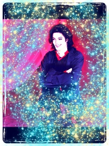 Spiritual PopArt by Indian MJ Fan Nivi ©