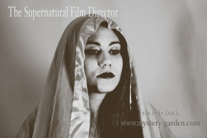 Susan Elsa © 2013 as IsIs the Film Director- reincarnated as Susan Elsa (PR for Cartoon)