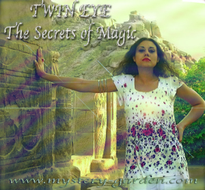 TWIN EYE © The Secrets of Magic www.mystery-garden.com