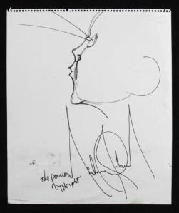 Michael Jackson Hand Drawings: Inside Michael´s Mind and Dreams ©