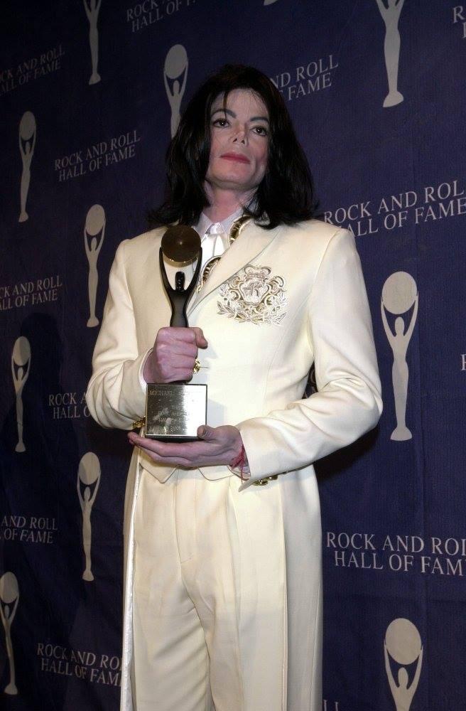 Michael Jackson Hall of Fame