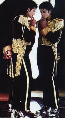 Michael Jackson´s Man In The Mirror - Twin Soul Education by Susan Elsa ©