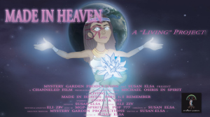 "Official Film Cover: MADE IN HEAVEN- The ""Living"" Project PART I ""I REMEMBER"""