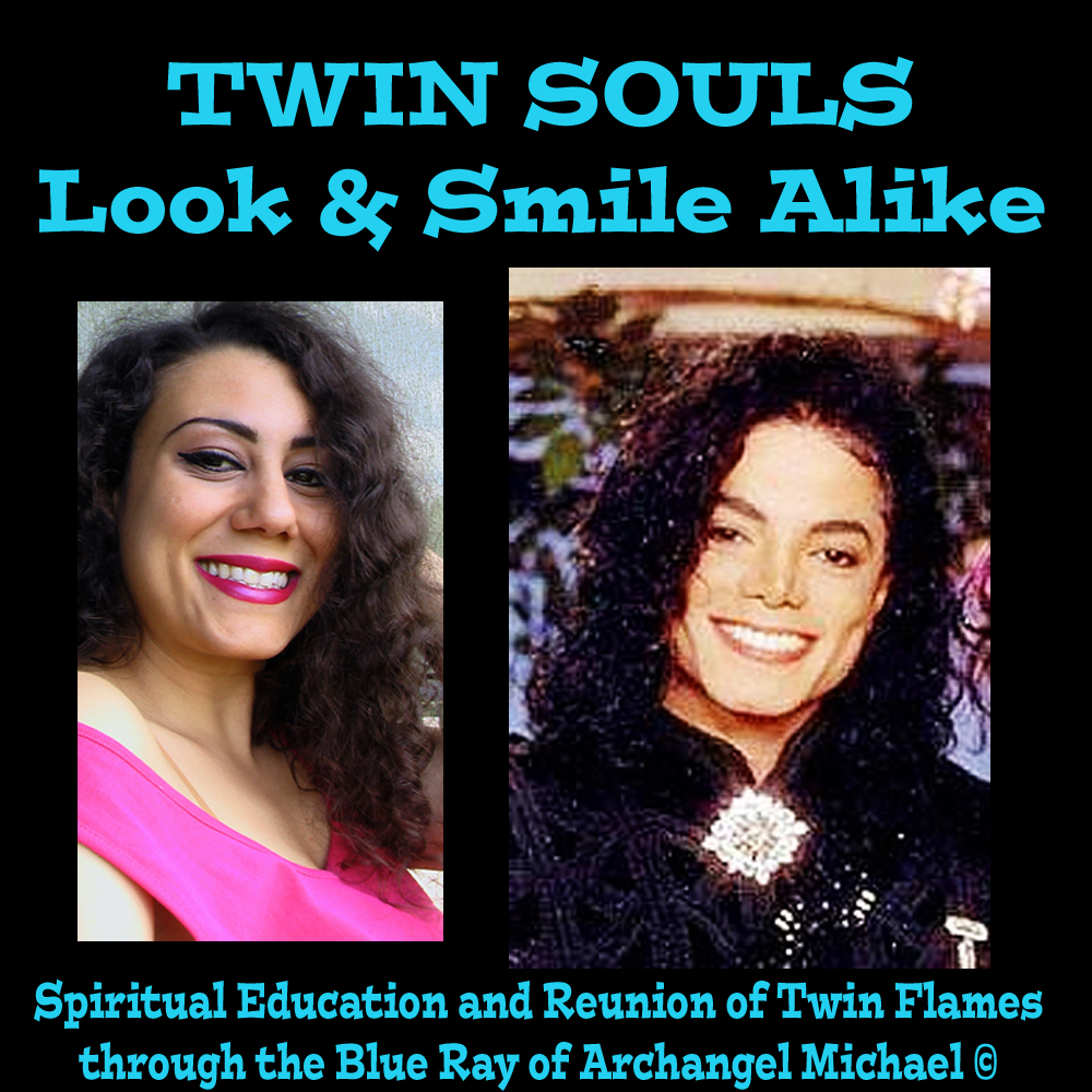 Why TWIN SOULS-FLAMES always have PHYSICAL SIMILARITY
