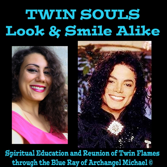 TWIN SOULS LOOK & SMILE ALIKE: Why TWIN SOULS-FLAMES always have PHYSICAL SIMILARITY ©