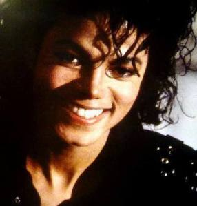 Michael Jackson BAD ERA: Chin Dimple and long Curls © Educational Purpose on Spirituality