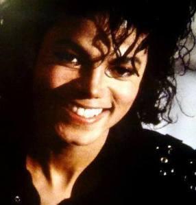 Michael Jackson BAD ERA: Chin Dimple and long Curls © Educational Purpose on Spirituality