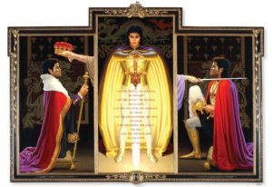 Michael Jackson: The Ascension of Archangel Michael © Spiritual Promotion (Incarnation Purpose) - Photo Educational Purpose