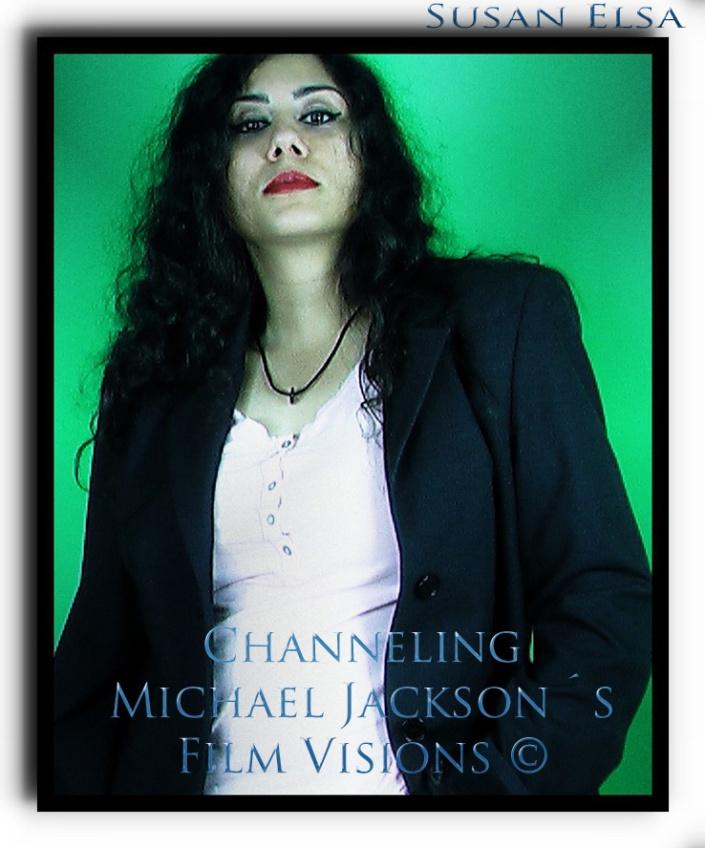 Susan Elsa channels Michael Jackson´s Mind ©