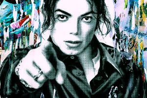 Michael Jackson xscaped and now WE COME INTO ARRAY © Power Demonstration from Heaven