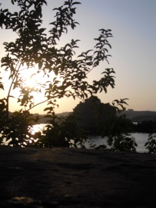 "Susan Elsa´s I REMEMBER: Beautiful Nile View from original IsIs temple named ""Philae"" © Nov 2010"
