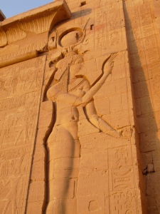 Original IsIs Temple- Philae in Aswan/Egypt © 2010