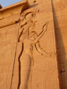 Original IsIs Temple- Philae in Aswan/Egypt © 2010