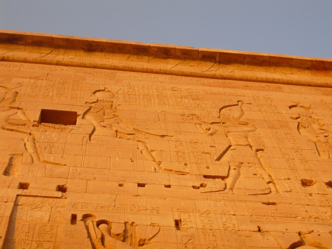 IsIs Temple Philae: Greek Plagiarism and Sneaky Politics in ancient Time ©