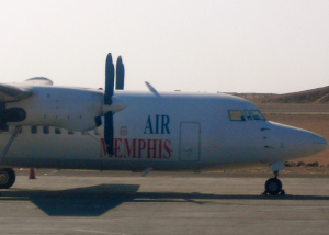 From our Plane- a familiar Name: Memphis © (Capital of ancient Egypt)