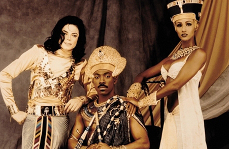 Michael Jackson: Remember The Time- A Call to his Twin Soul IsIs ©