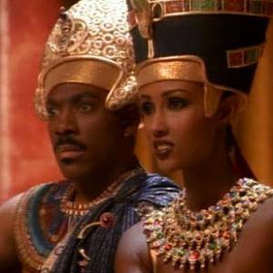 Ramses II as Symbol for JEALOUS SET (Osiris Evil Brother)