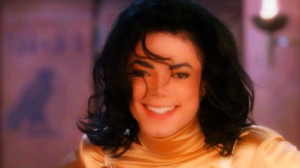 Michael just laughs at Jealousy (Set and all who are like him)- he knows he is the Best for his Love and there is no Competition ©