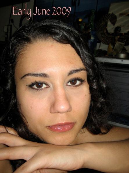 Susan Elsa on June 6th 2009- Before Real Metamorphosis Biological Twin Soul Merging Physical Symptoms with Michael Jackson