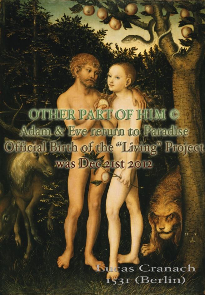 ADAM AND EVE THEME MYSTERY GARDEN BRAND SINCE 2008 ©