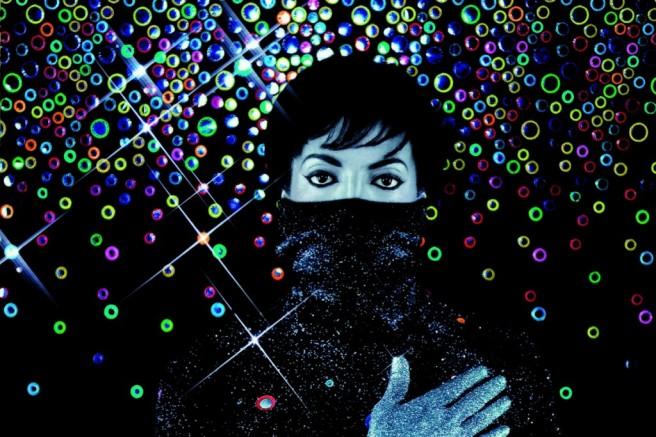 Michael Jackson channels his Twin Soul 1999 Arno Bani Photo Shoot