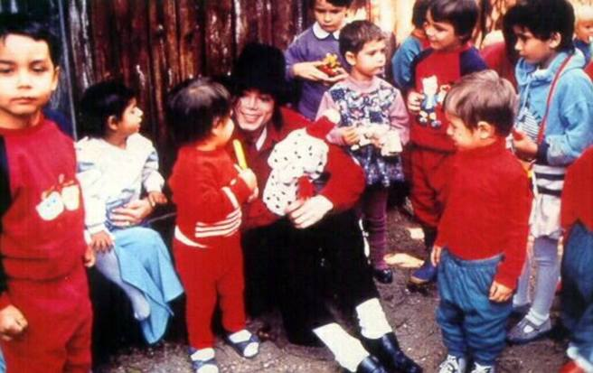 Michael Jackson in Spirit: The Secret Inner Child- Project © Secret Content, Secret Release Dates. Accompanied by a Children´s Human & Soul Rights Campaign