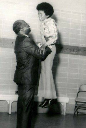 Rare Photo Michael Jackson and Berry Gordy: Michael the Child Prodigy