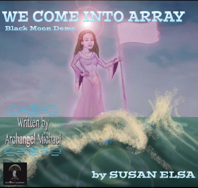 WE COME INTO ARRAY © Twin Soul Pop Exclusive Moon Magic DEMO